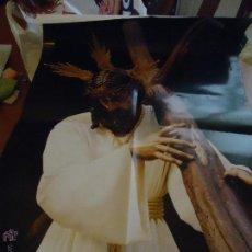 Carteles de Semana Santa: GRAN CARTEL SEMANA SANTA CADIZ 2002 CRISTO. Lote 54722388