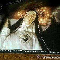 Carteles de Semana Santa: CARTEL SEMANA SANTA DE TORDESILLAS 1999 VIRGEN DE LA SOLEDAD. Lote 55110223