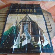 Carteles de Semana Santa: CARTEL SEMANA SANTA DE ZAMORA . Lote 55867260