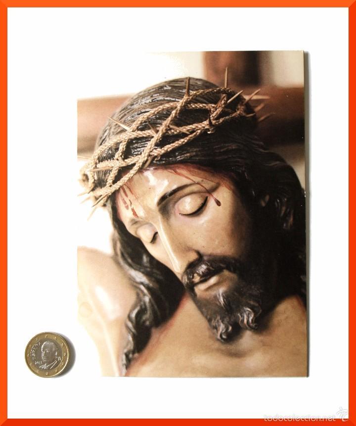 PROGRAMA CRISTO PASIONARIO SEMANA SANTA - LAS TORRES DE COTILLAS MURCIA 1988 (Coleccionismo - Carteles Gran Formato - Carteles Semana Santa)