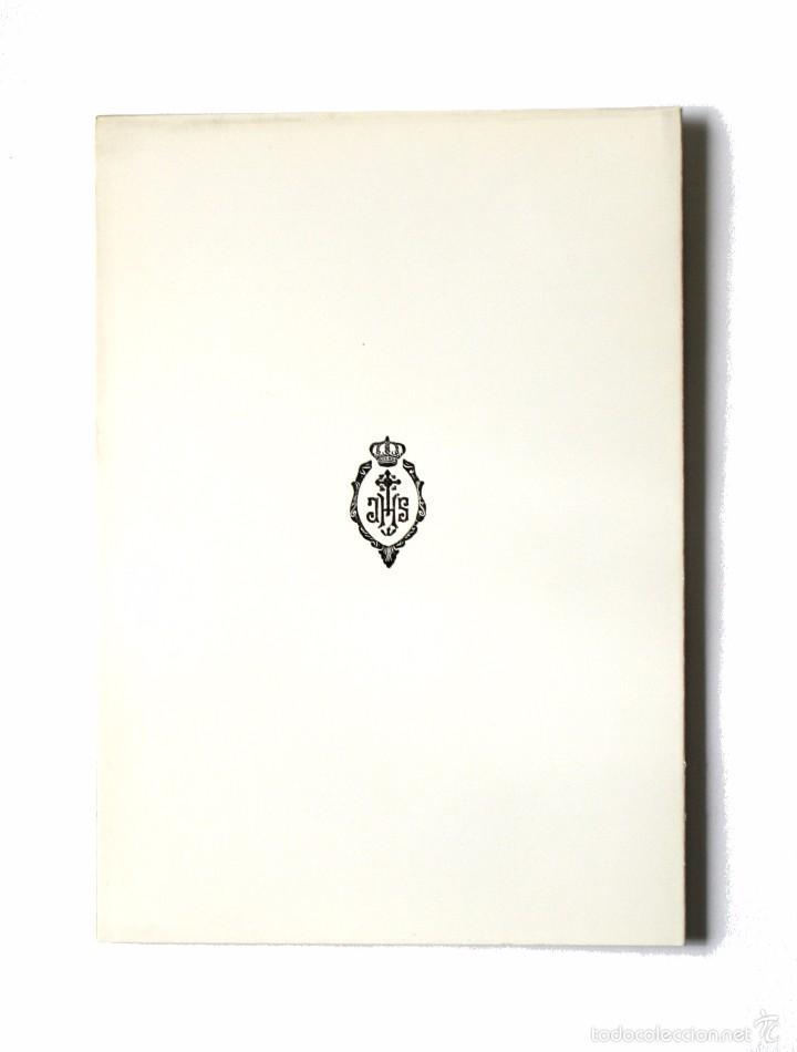 Carteles de Semana Santa: Programa Cristo Pasionario Semana Santa - Las Torres de Cotillas Murcia 1988 - Foto 2 - 57741248