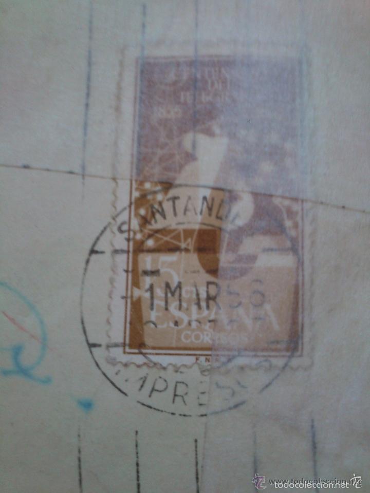 Carteles de Semana Santa: CARTEL. SEMANA SANTA. SANTANDER. AÑOS 50. EL DE LA FOTO. 55 X 40CM - Foto 8 - 57591956