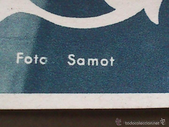 Carteles de Semana Santa: CARTEL. SEMANA SANTA. SANTANDER. AÑOS 50. EL DE LA FOTO. 55 X 40CM - Foto 10 - 57591956