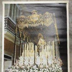 Carteles de Semana Santa: CARTEL SEMANA SANTA DE CADIZ AÑO 1975 - VIRGEN DOLORES SERVITAS. Lote 57631700