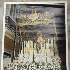 Carteles de Semana Santa: CARTEL SEMANA SANTA DE CADIZ AÑO 1975 - VIRGEN DOLORES SERVITAS. Lote 57631769