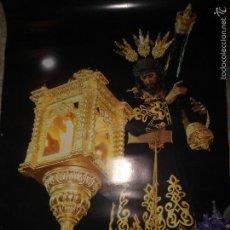Carteles de Semana Santa: CARTEL SEMANA SANTA JEREZ DE LA FRONTERA CADIZ 2009 - CAJASOL. Lote 58792791