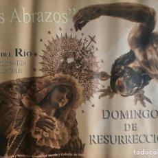 Carteles de Semana Santa: CARTEL SEMANA SANTA CORIA DEL RÍO 2002. Lote 62878612