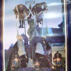 Carteles de Semana Santa: SEMANA SANTA SEVILLA AÑO 1990.58X88. Lote 66001978