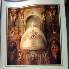 Carteles de Semana Santa: CARTEL 2002 DIA DE LA VIRGEN. SEVILLA.48X66 CMS. Lote 75244519