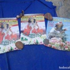 Carteles de Semana Santa: CARTEL DE LA VIRGEN DE BOTOA-3. Lote 78224973