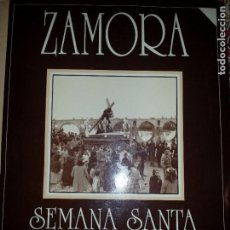 Carteles de Semana Santa: CARPETA DE 25 LAMINAS ZAMORA. SEMANA SANTA EN EL RECUERDO. SEMANA SANTA ZAMORA.. Lote 78450373
