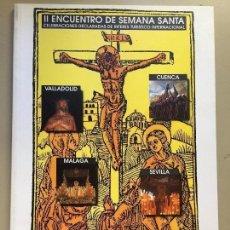 Carteles de Semana Santa: II ENCUENTRO DE SEMANA SANTA. SEMANA SANTA ZAMORA 1997.. Lote 79275121