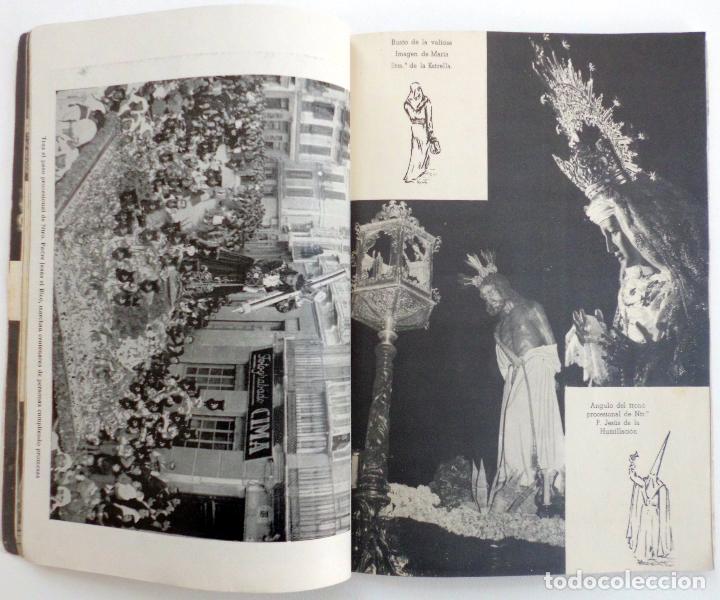 Carteles de Semana Santa: REVISTA LA SAETA SEMANA SANTA DE MALAGA AÑO 1962 LEER - Foto 4 - 83154224
