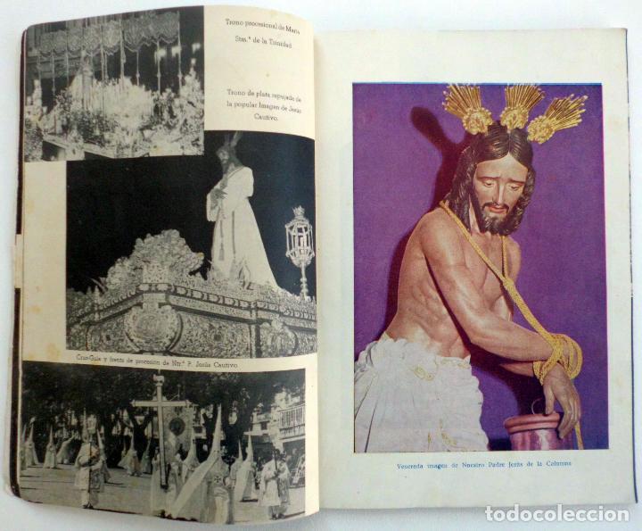 Carteles de Semana Santa: REVISTA LA SAETA SEMANA SANTA DE MALAGA AÑO 1962 LEER - Foto 5 - 83154224