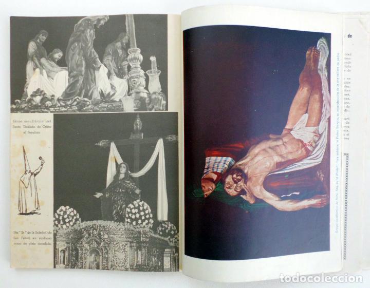 Carteles de Semana Santa: REVISTA LA SAETA SEMANA SANTA DE MALAGA AÑO 1962 LEER - Foto 7 - 83154224