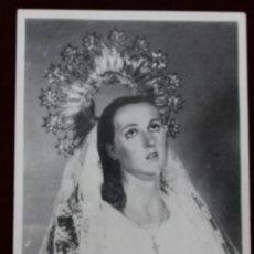 Affiches de Semaine Sainte: NUESTRA SEÑORA DE LA SOLEDAD, SANCHEZ LOZANO 1978, LOS DOLORES DE MURCIA. Lote 84578440