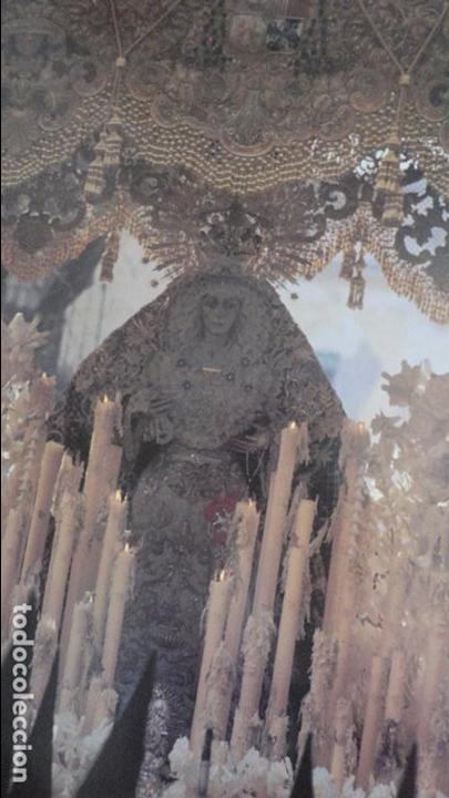 Carteles de Semana Santa: ANTIGUO CARTEL.HERMANDAD DE LA MACARENA.SEMANA SANTA SEVILLA.1993.FOTO ANGEL BAJUELO. - Foto 4 - 87256056