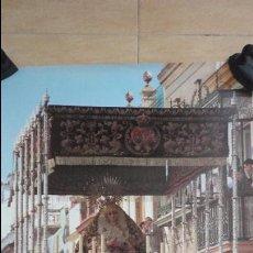 Carteles de Semana Santa: ANTIGUO CARTEL.SEMANA SANTA.TRIANA,SEVILLA.1992. Lote 87257156
