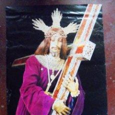 Carteles de Semana Santa: CARTEL. SEMANA SANTA 1991. CADIZ. 100 X 64 CM. Lote 87474936