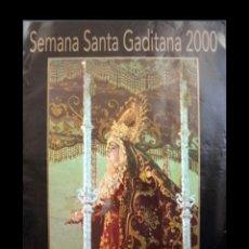 Carteles de Semana Santa: CARTEL SEMANA SANTA GADITANA 2000 - CARTELSSANTA-004. Lote 87863136