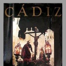 Carteles de Semana Santa: CARTEL SEMANA SANTA EN CADIZ 1999. - CARTELSSANTA-095,4. Lote 191961512
