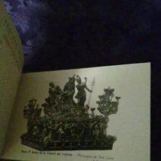 Carteles de Semana Santa: LOTE DOS TALONARIOS AÑOS 20 SEMANA SANTA MÁLAGA. Lote 96110087