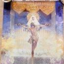 Carteles de Semana Santa: CARTEL DE LA SEMANA SANTA DE SEVILLA, 1997, PINTADO POR JUAN VALDES, 48X64 CMS. Lote 101444947