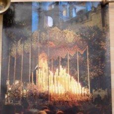 Carteles de Semana Santa: SEMANA SANTA , CARTEL SEVILLA 1988, 50X70 CMS. Lote 101473043