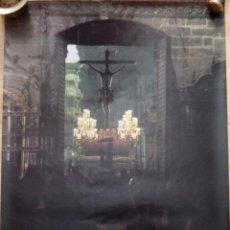 Carteles de Semana Santa: CARTEL DE LA SEMANA SANTA DE SEVILLA, 1989, 48X70 CMS. Lote 101474903
