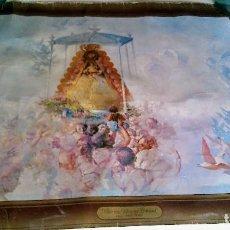Carteles de Semana Santa: VIVA ESA BLANCA PALOMA AUTOR PACO TORO VINTAGE. Lote 105555951
