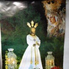 Carteles de Semana Santa: SEMANA SANTA DE MALAGA, EL CAUTIVO, AÑO 2,000. Lote 107737195
