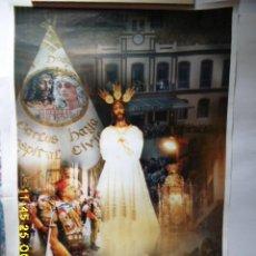Carteles de Semana Santa: SEMANA SANTA DE MALAGA, EL CAUTIVO ,AÑO 2'002. Lote 107737447