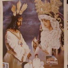 Carteles de Semana Santa: CARTEL , EL CAUTIVO DE MALAGA, AÑO 2,004. Lote 107738187