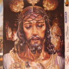 Carteles de Semana Santa: CARTEL CAUTIVO DE MALAGA, AÑO, 2,004. Lote 107738335
