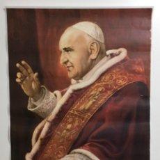 Carteles de Semana Santa: CARTEL PAPA JUAN XXIII. CARTELSSANTA-119. Lote 108001399