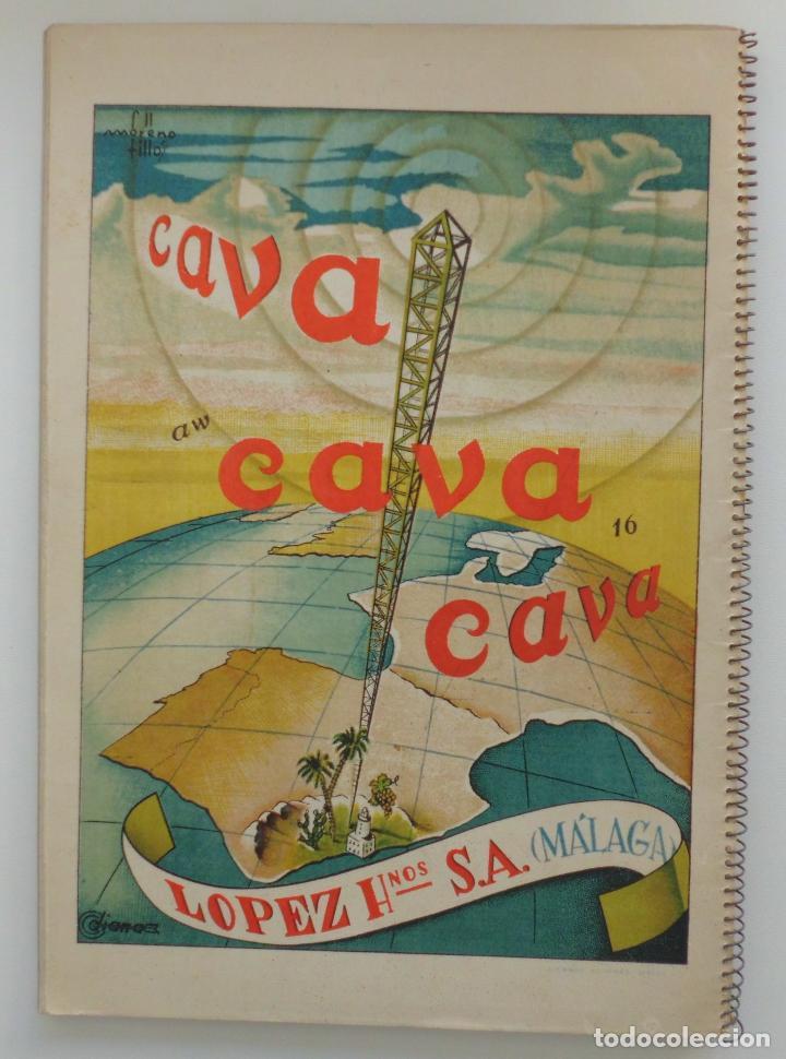 Carteles de Semana Santa: REVISTA LA SAETA AÑO 1951 SEMANA SANTA DE MALAGA - Foto 14 - 110131211