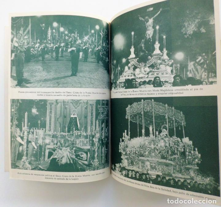 Carteles de Semana Santa: REVISTA LA SAETA AÑO 1964 SEMANA SANTA DE MALAGA - Foto 3 - 110132251
