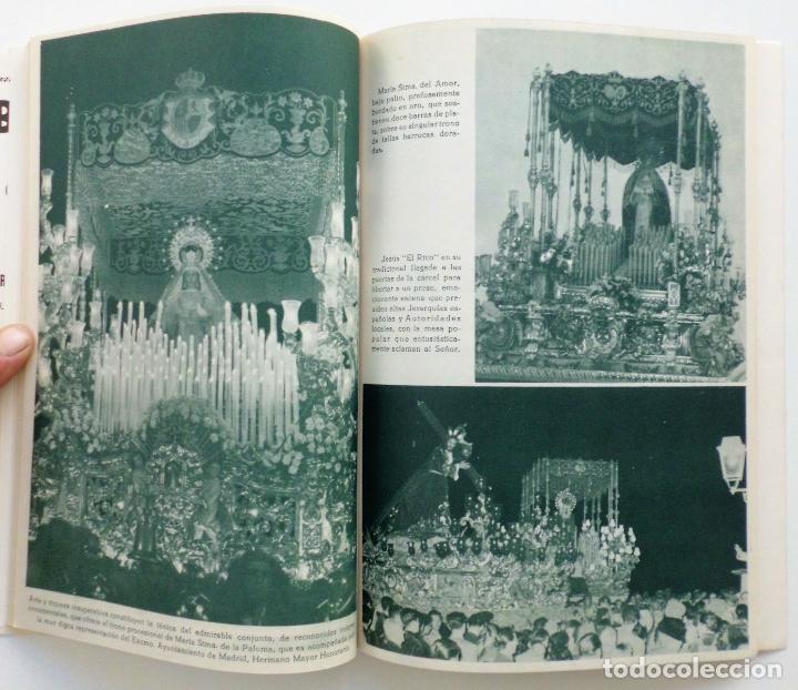 Carteles de Semana Santa: REVISTA LA SAETA AÑO 1964 SEMANA SANTA DE MALAGA - Foto 5 - 110132251