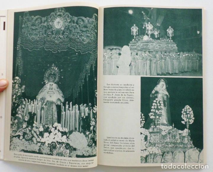 Carteles de Semana Santa: REVISTA LA SAETA AÑO 1964 SEMANA SANTA DE MALAGA - Foto 6 - 110132251