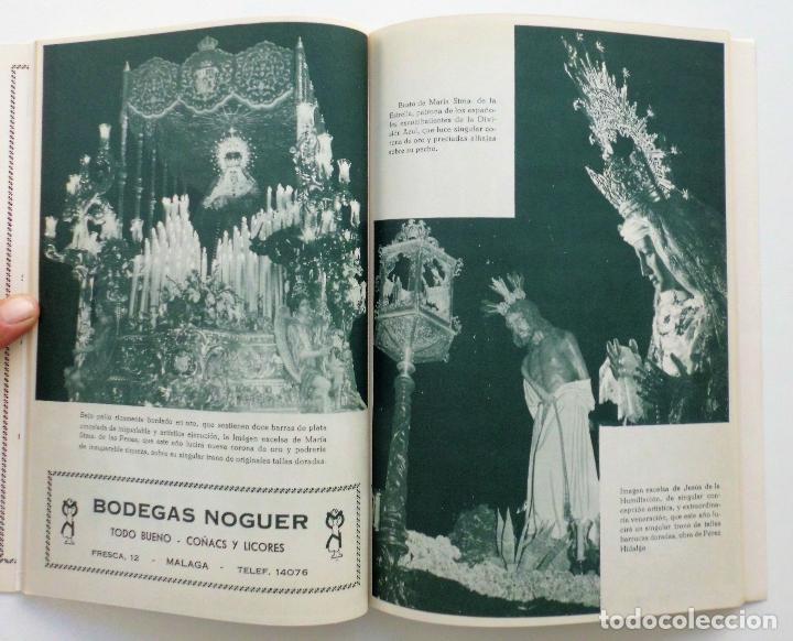 Carteles de Semana Santa: REVISTA LA SAETA AÑO 1964 SEMANA SANTA DE MALAGA - Foto 7 - 110132251