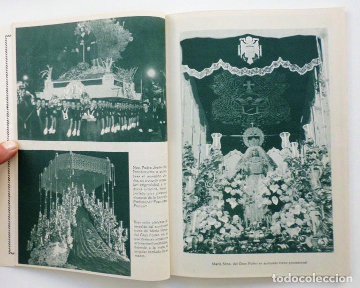Carteles de Semana Santa: REVISTA LA SAETA AÑO 1964 SEMANA SANTA DE MALAGA - Foto 10 - 110132251