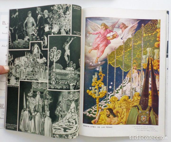 Carteles de Semana Santa: REVISTA LA SAETA AÑO 1958 SEMANA SANTA DE MALAGA - Foto 8 - 110133355