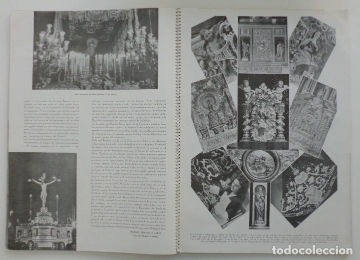 Carteles de Semana Santa: REVISTA LA SAETA AÑO 1949 SEMANA SANTA DE MALAGA - Foto 5 - 110135031