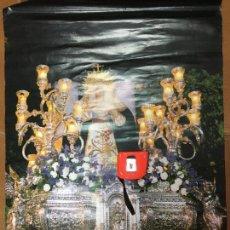 Carteles de Semana Santa: CARTEL SEMANA SANTA DE JEREZ AÑO 1988 - VIRGEN DE LORETO. Lote 111776355