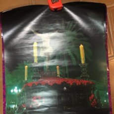Carteles de Semana Santa: CARTEL SEMANA SANTA DE JEREZ AÑO 1986 - CRISTO DE LA BUENA MUERTE. Lote 111776579