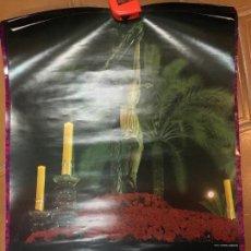 Carteles de Semana Santa: CARTEL SEMANA SANTA DE JEREZ AÑO 1989 - CRISTO DE LA BUENA MUERTE. Lote 111776663