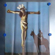 Carteles de Semana Santa: BAEZA (JAEN) - CARTEL DE SEMANA SANTA - AÑO 1980. Lote 162300062