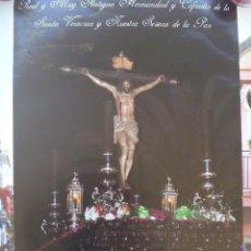 Carteles de Semana Santa: SEMANA SANTA DE CASTILBLANCO DE LOS ARROYOS , SEVILLA . CARTEL 2011. SANTA VERACRUZ Y SRª DE LA PAZ.. Lote 113127763