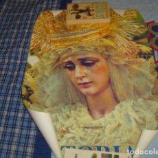Carteles de Semana Santa: CARTEL VICTORIA , HUELVA. Lote 113288431