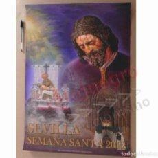 Carteles de Semana Santa: CARTEL DE LA SEMANA SANTA SEVILLA - AÑO 2012 - RELIGIÓN CRISTIANA - DUBÉ DE LUQUE - LOS SERVITAS. Lote 114682787